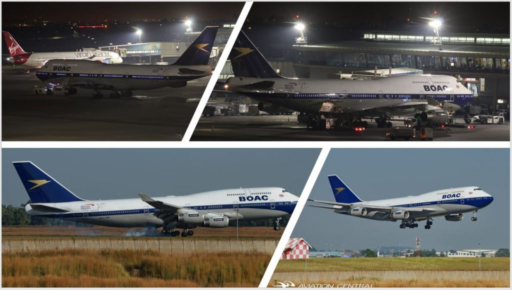 BOAC -It is 3 out of 3 for South Africa!