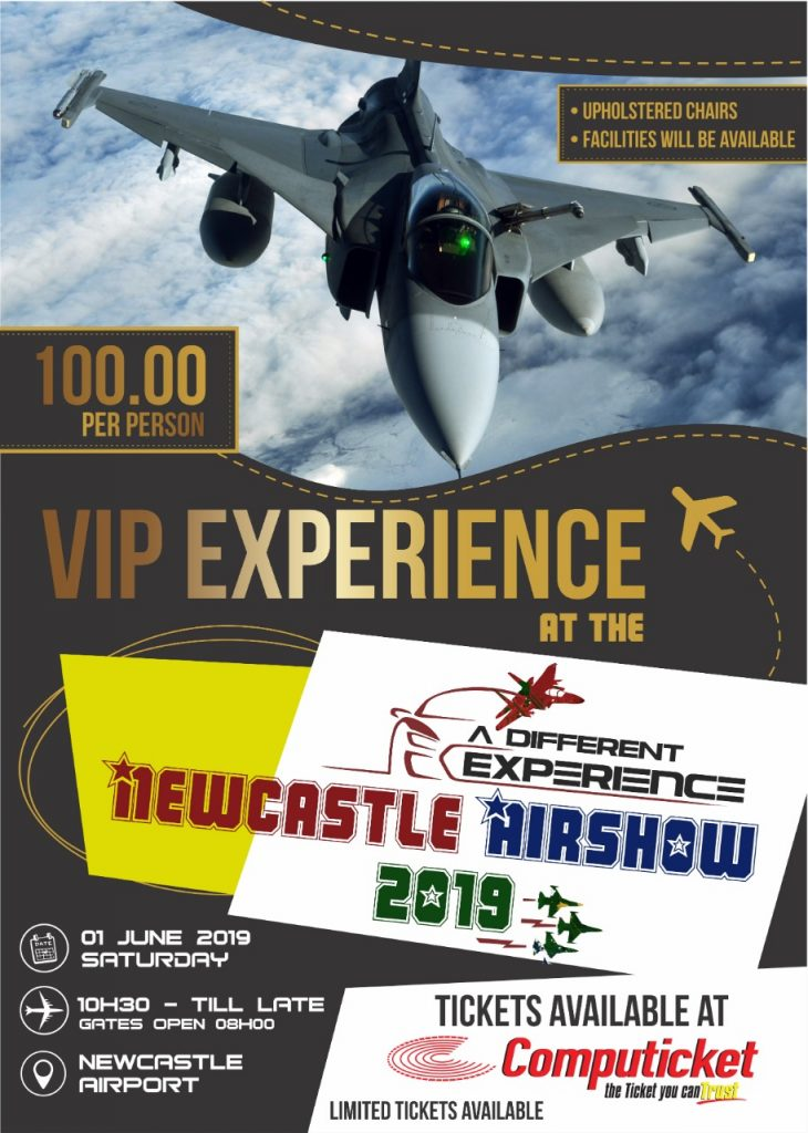 Newcastle Airshow VIP