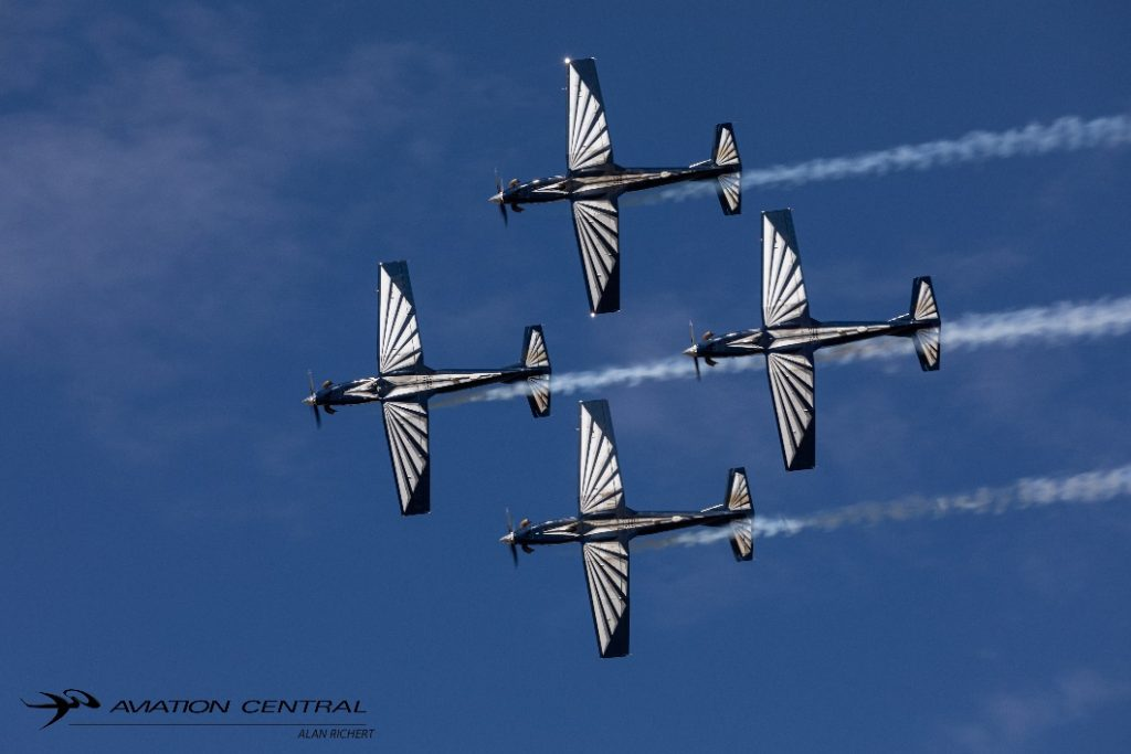 SAAF Silver Falcons will be Back Soon!
