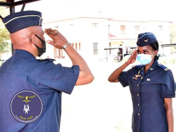 Cuban South African Airforce Graduates