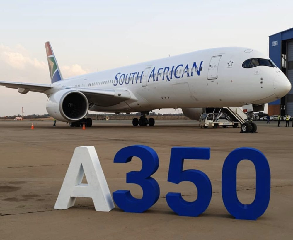 More aircraft to leave SAA!