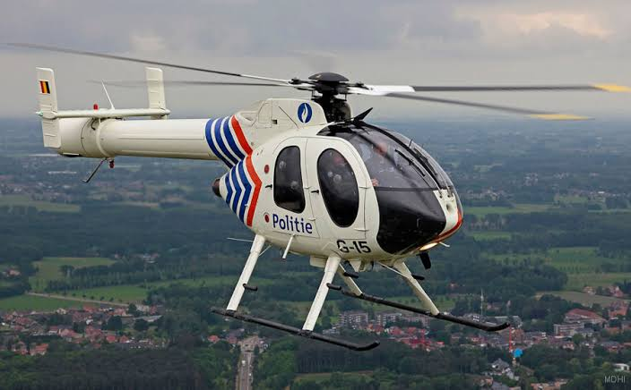 MD Helicopters Launches Flight Support For COVID-19 Humanitarian Missions