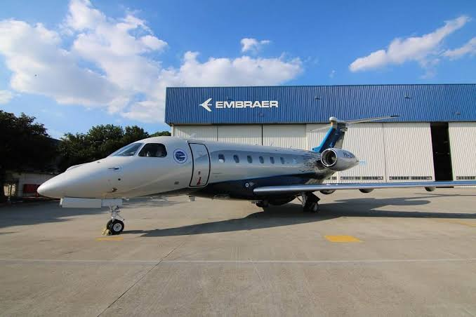 Embraer Services & Support completes first Praetor 500 conversion