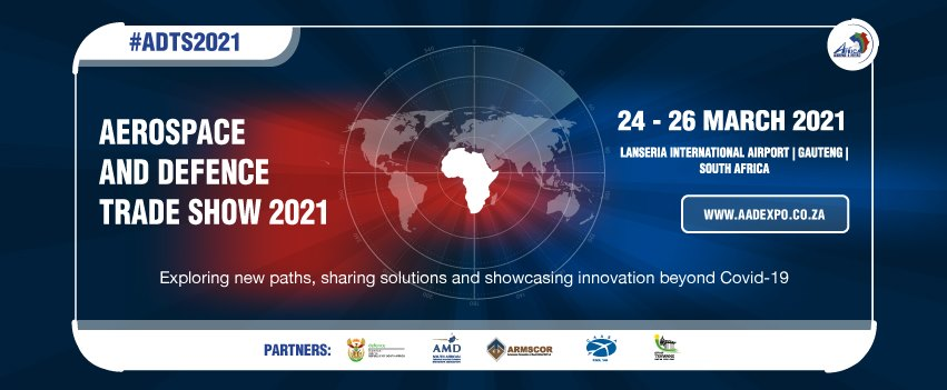 Aerospace and Defence Trade Show 2021 to be showcased at Lanseria International Airport