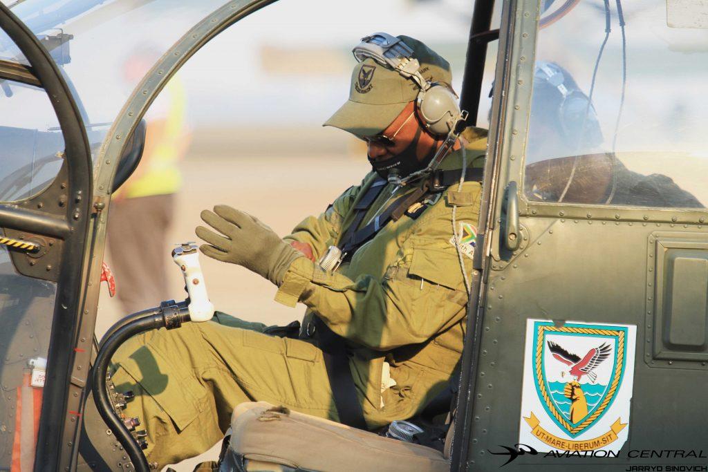 Retirement Of SAAF  Lieutenant General Fabian Msimang