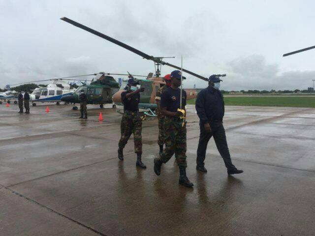 Zambia Airforce Celebrates 10,000 accident free flying hours!