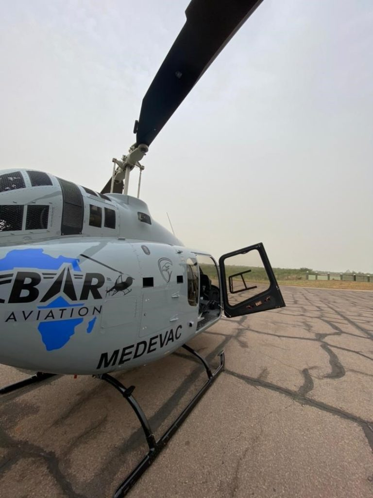 Bell Delivers First Bell 505 to Ugandan Aviation Company