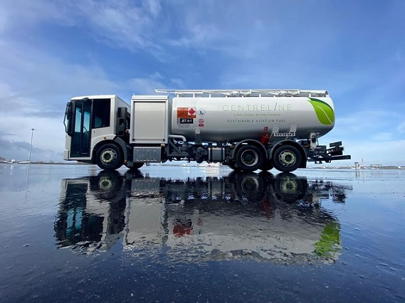 Air BP scores a hattrick of sustainable aviation fuel projects at three new locations in the UK