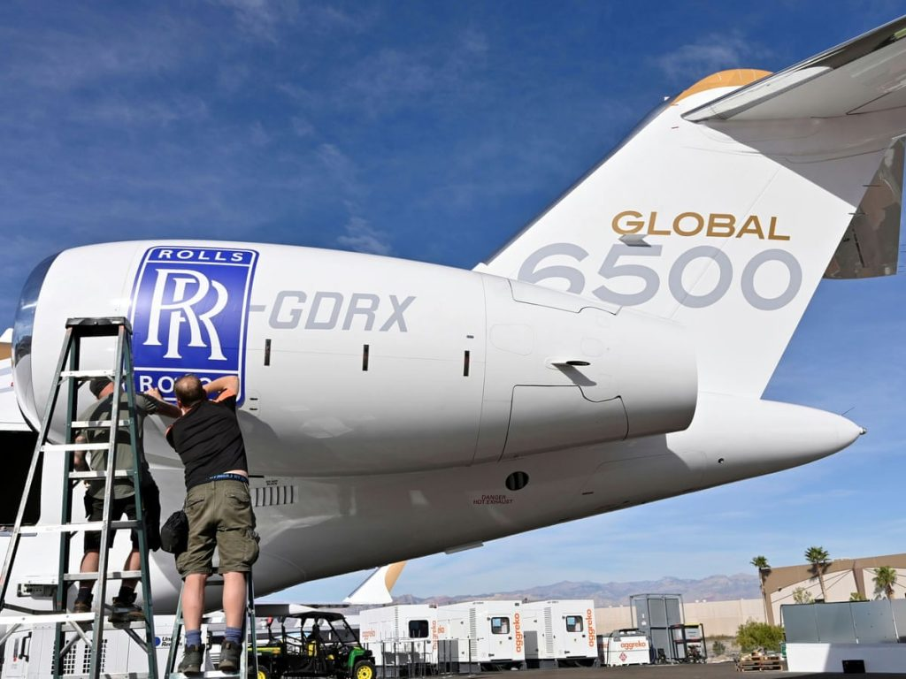 Rolls-Royce officially opens world's largest and smartest indoor aerospace testbed