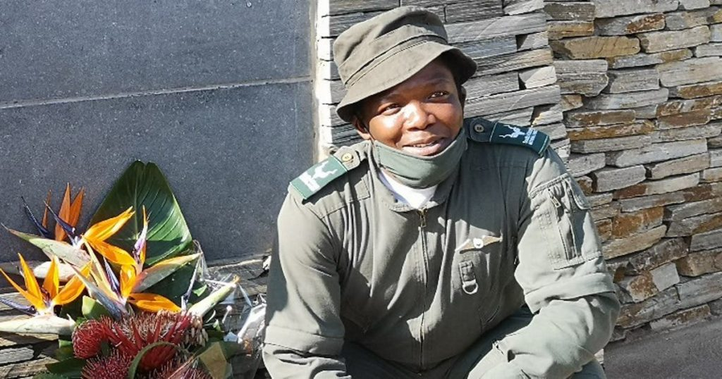 David Simelane Promoted To Chief Pilot Of SANParks Air Services